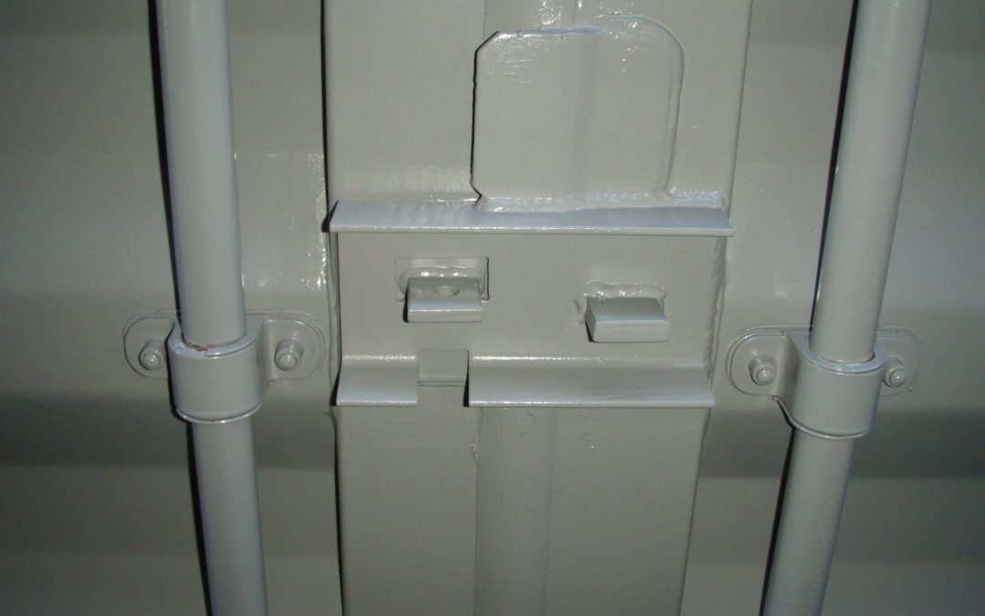A American Container's DRP Locking System