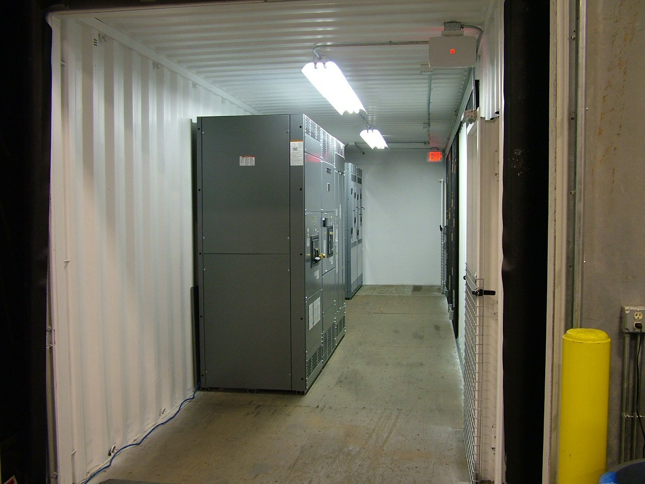 A American Container's Industrial Electrical