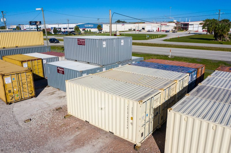 A American Container Rental and Sales Yard