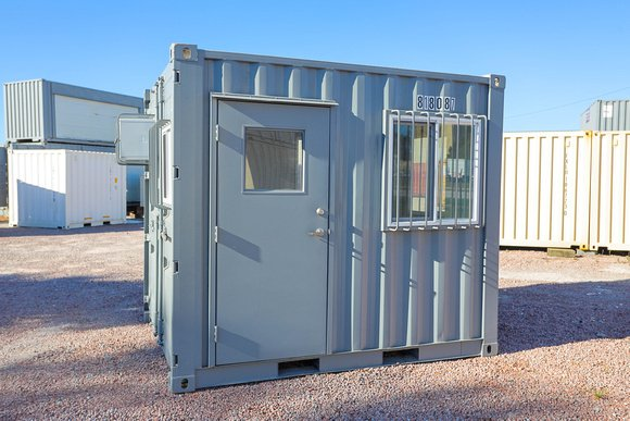 How Storage Containers Enhance Jobsite Security