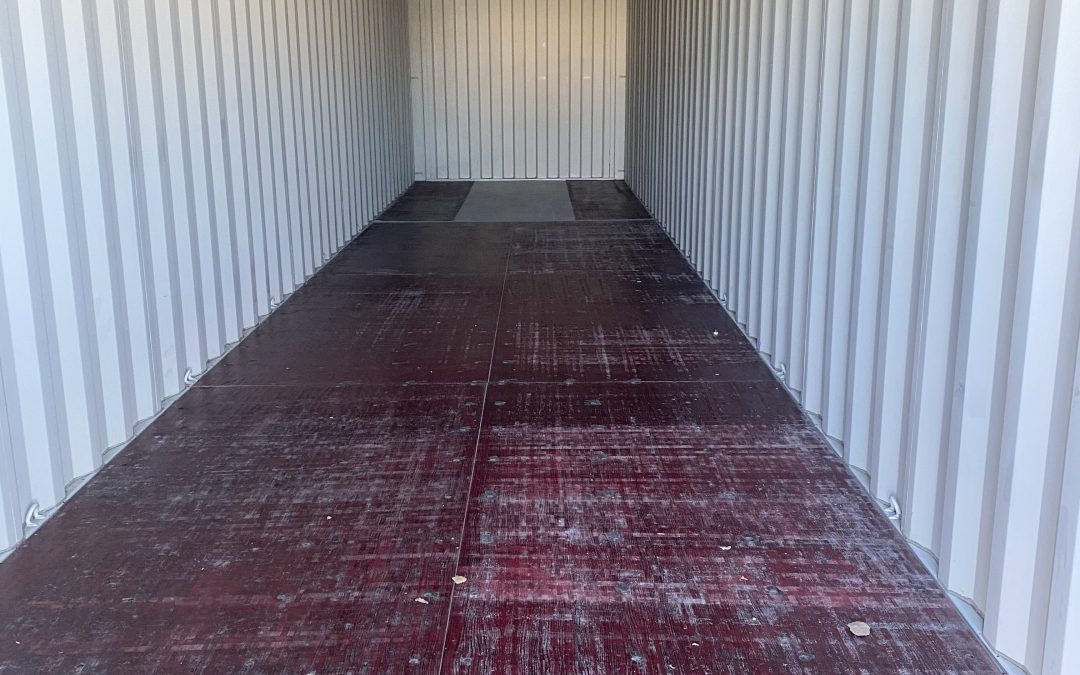 Shipping Container Flooring 101