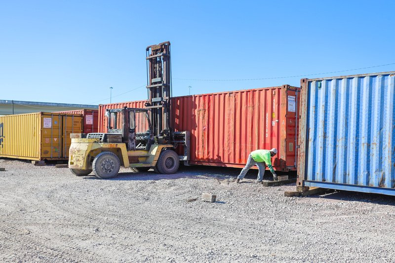 How to Prepare the Foundation for a Shipping Container