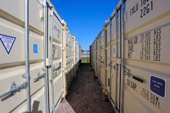What Durable Materials Are Used in Shipping Containers?