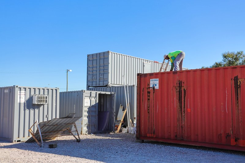 Guide to Shipping Container Maintenance