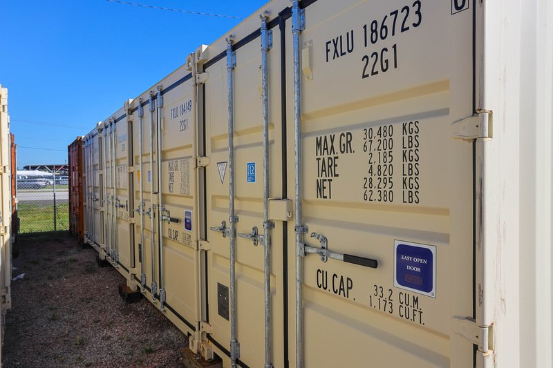 Reasons Why You Need a One-Trip Shipping Container