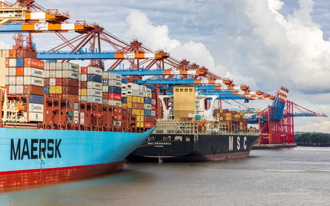 Shipping Rates Sail Past Expectations: The Insane Prices to Ship a 40′ Container